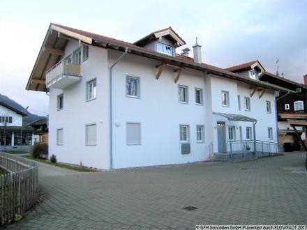 Attraktive 3-Zimmer-EG-Wohnung in zentraler und sonniger Lage von Brannenburg