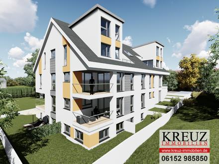 Neubauvorhaben helle moderne 4 Zimmerwohnungen, jetzt Baugbeginn