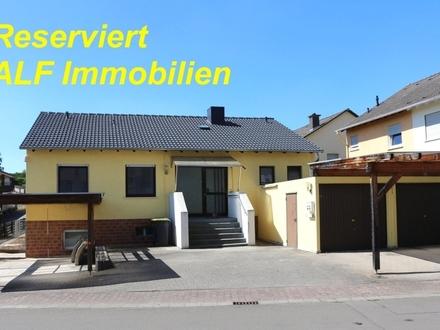 Bungalow mit Doppelgarage und Carport in bester Lage von Alzey-Weinheim