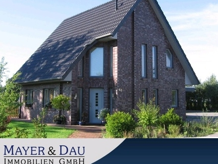 Musterhaus - Dieses besondere Einfamilienhaus könnte auf Ihrem Grundstück stehen! (Obj.-Nr. 3693)