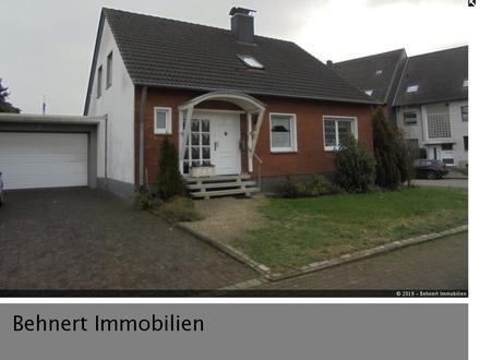 Wohnen in Recklinghausen-Suderwich...! Freistehendes Einfamilienhaus in ruhiger Lage