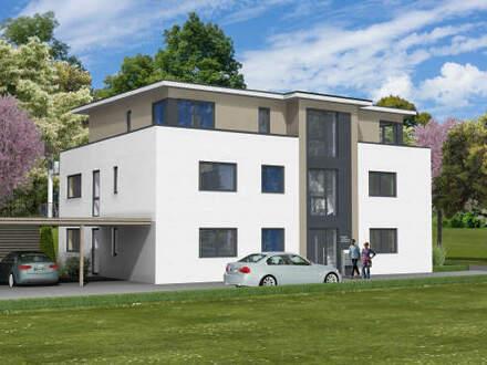 NEU!! Komfortable Neubauwohnung mit Gartenanteil in zentraler Wohnlage von Minden!