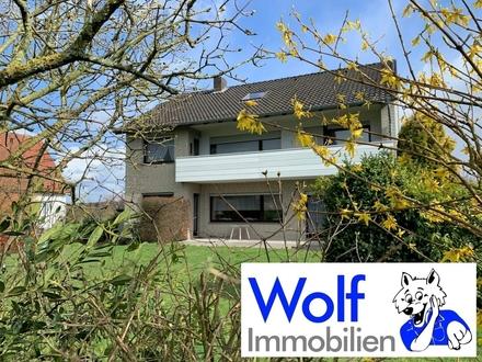 ~~Ländlich und trotzdem Ortsnah ! Zweifamilienhaus im Westen von Bünde !~~