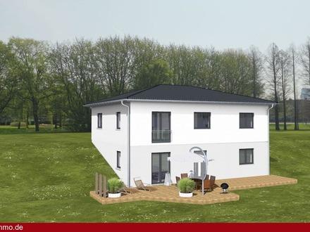 Grundstück für EFH mit Untergeschoss & Option einer Einliegerwohnung in bestehender Siedlung