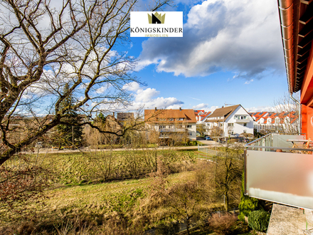 Filderstadt: Schöne 4,5 Zi.Wohnung auch getrennt als 3,5+1 Zi.-Wohnung nutzbar