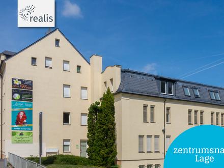 TOP INVESTMENT in zentrumsnaher Lage+hochwertiges Wohn- und Geschäftshaus in Chemnitz-Schönau