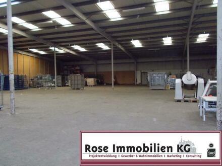 ROSE IMMOBILIEN KG: Vermietung von Lagerflächen in Minden-Nord