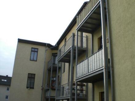 Zentral wohnen mit viel Grün - sonnige, ruhige 2-Raumwohnung
