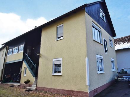 Einfamilienhaus mit Einliegerwohnung in Schneeberg