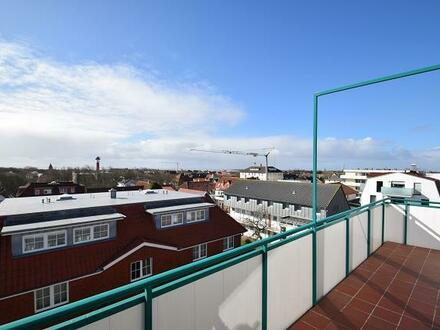 Einmaliges Angebot auf Wangerooge: 3 Ferienwohnungen in bester Lage