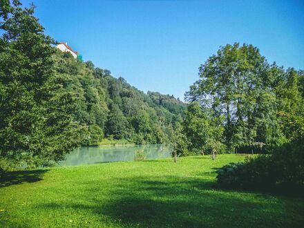 Wernstein - Bungalow in Uferlage - vom Hochwasser 2013 nicht betroffen!