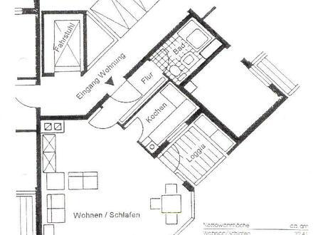 Appartement vermietet Limburgerhof-Nord als Kapitalanlage