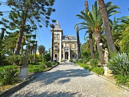 Wunderschöne Epochenvilla in Sanremo