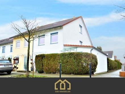Arsten / Anlage: Modernes Endreihenhaus mit Sonnengrundstück