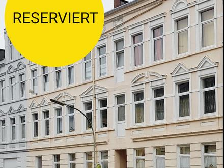 Frisch renovierte 2 Zimmer-Wohnung im Herzen von Wilhelmshaven