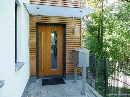 Adlkofen bei Landshut: 3 Zi. Wohnung aus 2018 nach KfW 55 - Elegant und hochwertig ausgestattet!