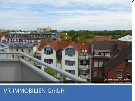 4-Raum-Wohnung mit Balkon mit herrlichem Blick über die Stadt
