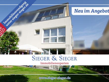 Wohnen am Eltzhof in Wahn! Tolles Passivhaus mit viel Platz für die ganze Familie!
