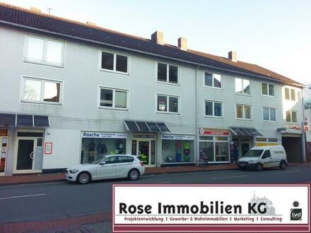 ROSE IMMOBILIEN KG: Ladenlokal in der City von Minden!