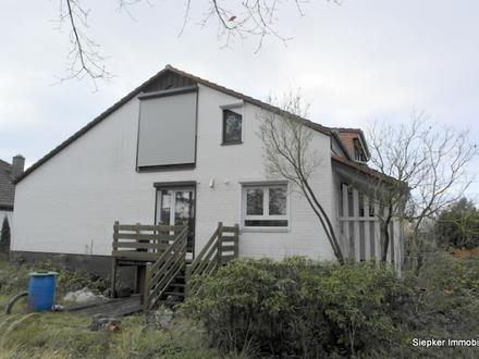 Vielseitig nutzbares Einfamilienhaus am Fischteich in Schwülper/Walle