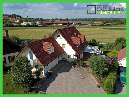 # Familienparadies in idyllischer Lage nahe Thannhausen #