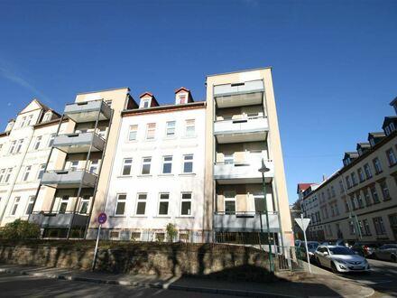 +++FRISCH RENOVIERT MIT BALKON- Tolle 4,5-Raum-Wohnung im schönen Penig+++