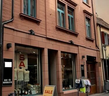 ARNOLD-IMMOBILIEN: Ladenlokal in der Fußgängerzone