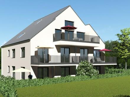 Ohne Käuferprovision: Eigentumswohnung W Nr. 1 im Erdgeschoss mit großem Grundstück
