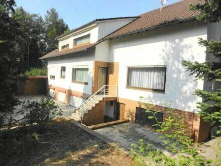 Riesiges Haus auf gigantischem Grundstück am Waldrand in Burgberg