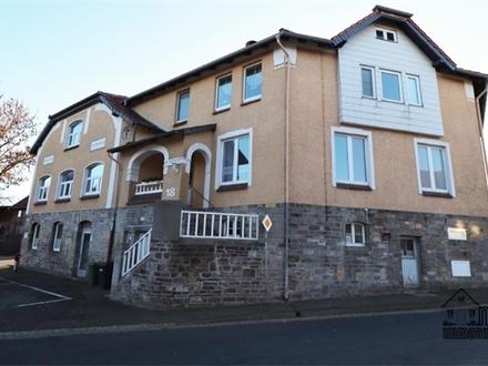 Mehrfamilienhaus mit Gewerbefläche wohnen und arbeiten unter einem Dach !