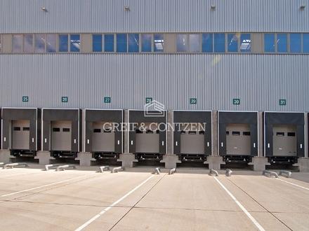 Modernes Logistikzentrum mit 24/7 Nutzung