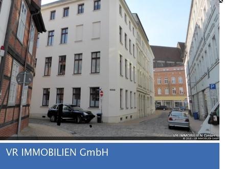 Moderne 2-Raum-Wohnung mit Fahrstuhl im Zentrum von Schwerin