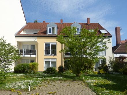 Gemütliche 1-Zimmer-Wohnung in Bayreuth