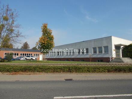 Rose-Immobilien-KG: Lager-/Produktionhallen mit großem Grundstück in Rinteln!