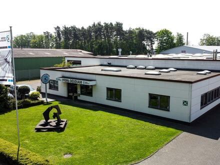 Begehrte 1 A-Gewerbelage im Industriegebiet Hövelhof