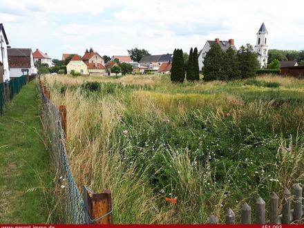 Wohngrundstück in ländlichem Ambiente südlich von Leipzig