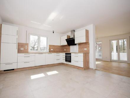 AUCH FÜR GRÖßERE FAMILIEN! Exklusive 4-Zimmer-Neubau-Wohnung mit gehobener Ausstattung