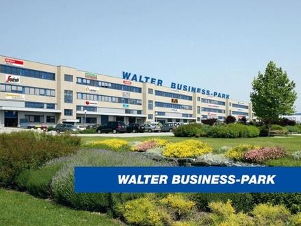 Repräsentative Bürofläche im Süden Wiens, gratis Parkplätze vor der Tür, provisionsfrei - WALTER BUSINESS-PARK