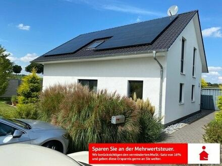 Junges Traumhaus in ruhiger Lage