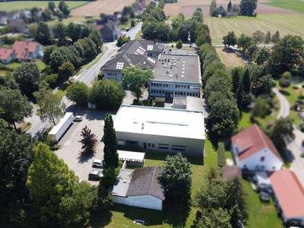 Attraktive Gewerbeliegenschaft mit Büro-/Produktions- und Lagerflächen