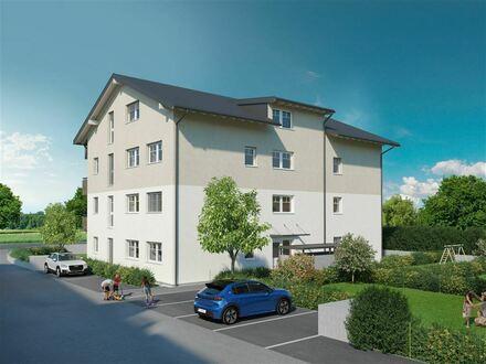 Neue 3-Zimmer Dachgeschosswohnung in Wals/Walserberg!