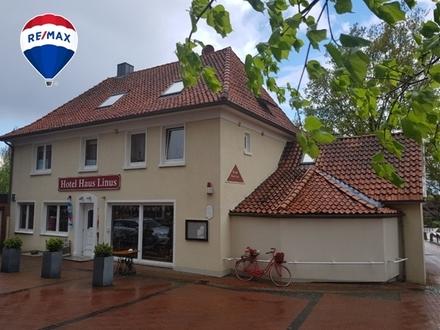 Renovierte Pension mitten im Zentrum von Visbek