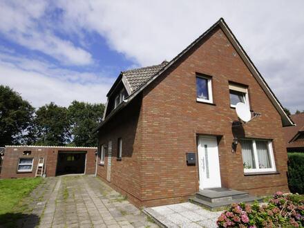 NEUER PREIS! Für Kapitalanleger! Älteres, vermietetes Einfamilienhaus in Twist-Siedlung