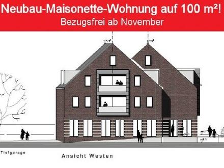 Wohlfühlen auf 101 m²! Nur noch zwei Wohnungen frei!
