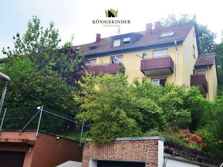 Voll vermietetes Apartmenthaus mit 17 kleinen Wohneinheiten in ruhiger Halbhöhenlage von Stuttgart!
