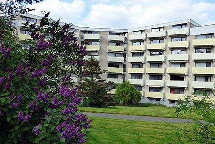 1 Zi.-Eigentumswohnung in ruhiger, guter Wohnlage