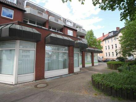 Ladenflächen, Altstadtnähe, guter Zustand, variable Größen, behindertengerechter Zugang