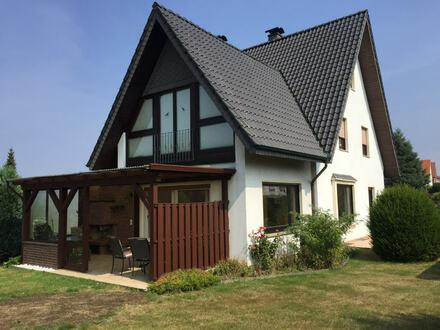 Für Gartenliebhaber-Wohnen wie im eigenen Haus in Löhne-Gohfeld!