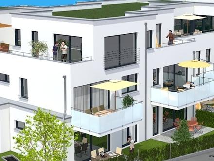 Nur 5 Wohneinheiten pro Haus. Fernblick garantiert!