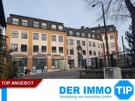 527 m² Bürofläche zur MIETE - Aue Zentrum Nicolaipassage